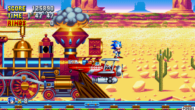 Sonic Mania - PC FULL - Multi4 - Captura 5