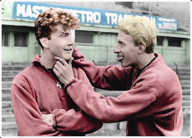 Denis Law Joe Baker Torino