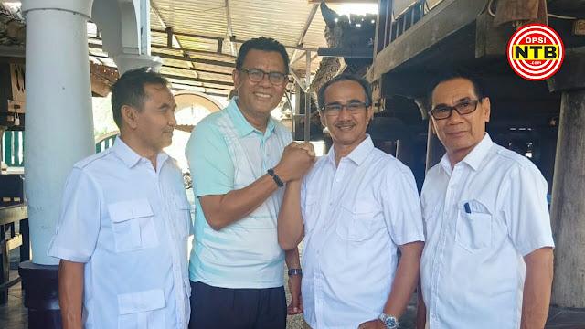 Gerindra NTB Tetapkan Syarafuddin Jarot Calon Bupati Sumbawa 2020