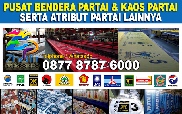 Percetakan Spanduk Umbul Umbul Kain di Jakarta