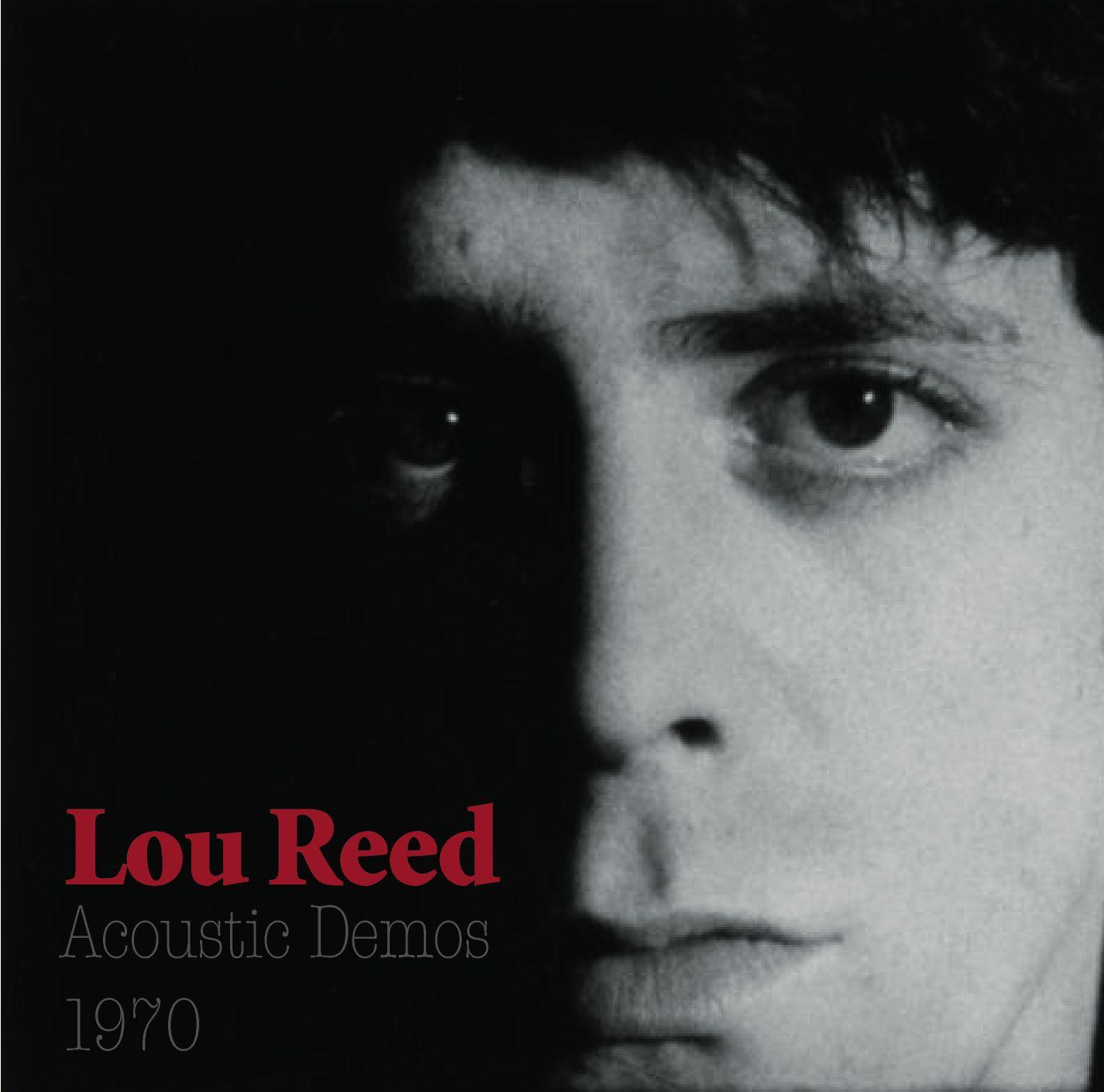 T U B E : Lou Reed - 1970 - Acoustic Demos (STU/FLAC)