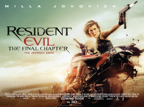 Resident Evil The Final Chapter Hindi Dual Audio Full Movie Download
