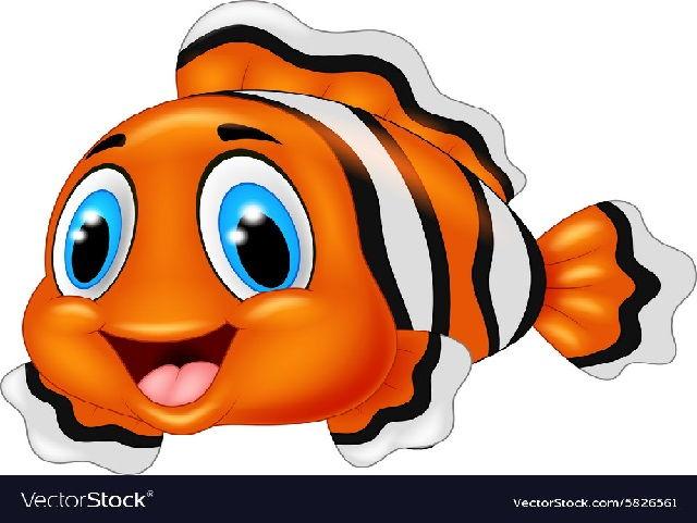 Gambar dan foto Ikan Kartun