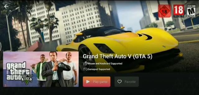 Mainkan GTA 5 di Android dan iPhone