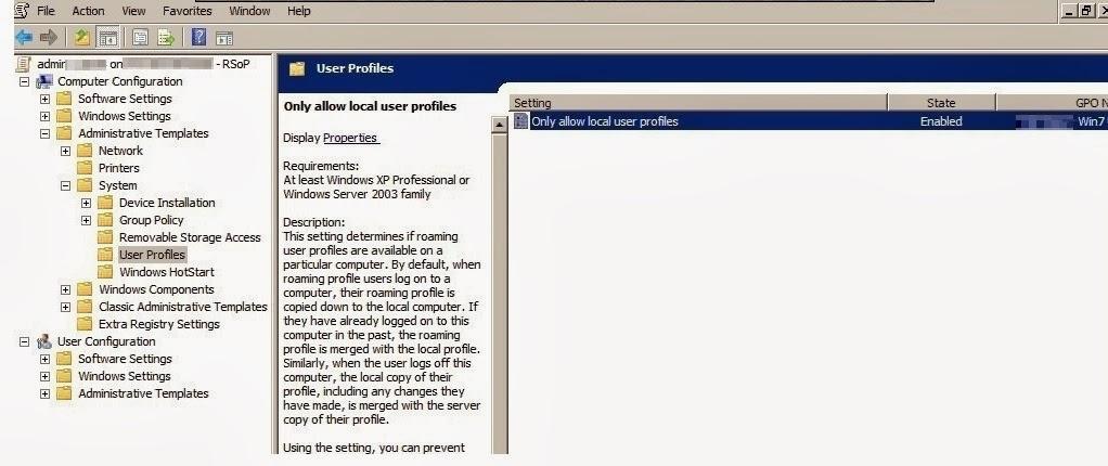 Plain Virtualization: VMware Horizon View Persona Management