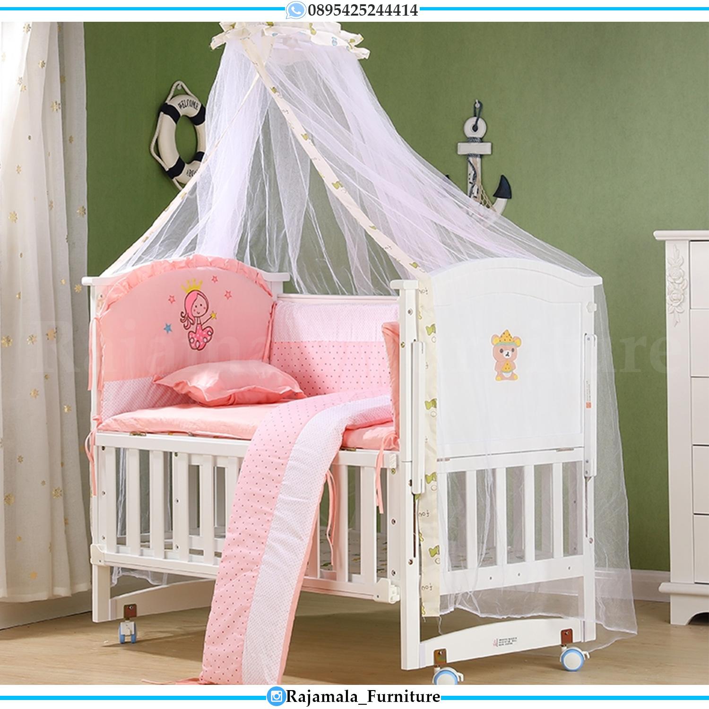 Jual Box Bayi Mewah Luxury Furniture Jepara Best Collection RM-0068