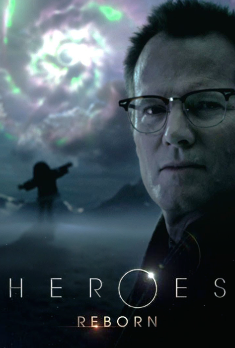 Teaser Poster Heroes Reborn