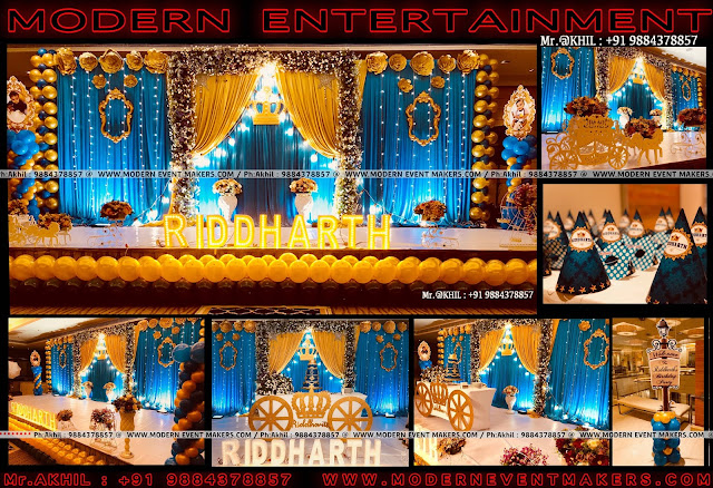 Best Royal Prince Theme For Birthday Party