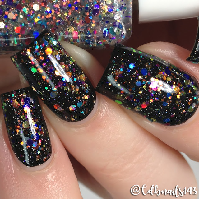 Glam Polish-Chasing All The Lights That Shine