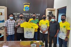 Kapolres Langkat Bangga Dengan Brimo Langkat FC, Danu : Saya Sangat Mengapresiasi
