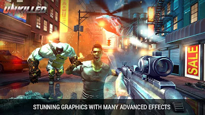 UNKILLED MOD Apk Download