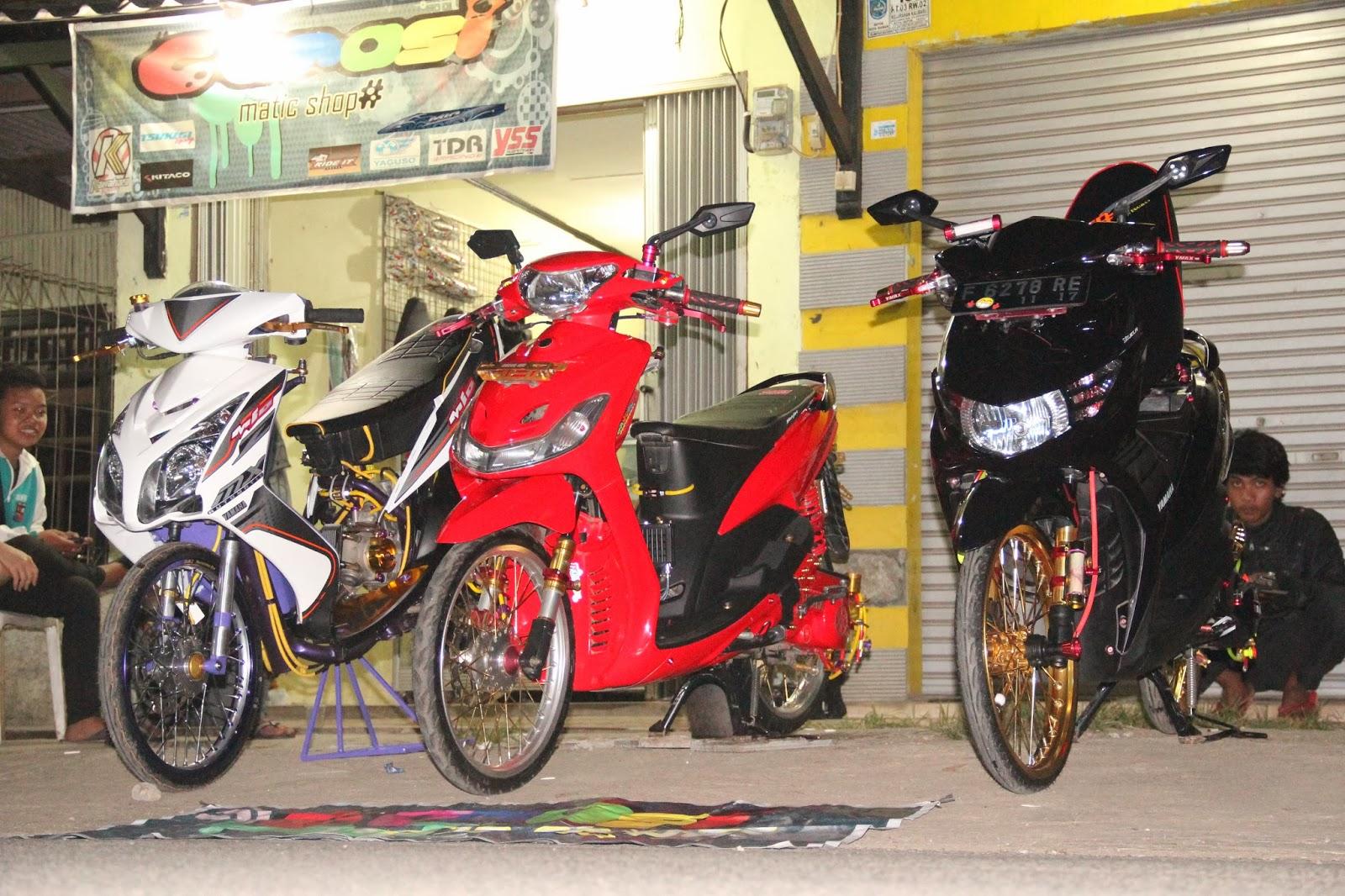 Modifikasi Street Racing Thailand Terkeren Dan Terbaru
