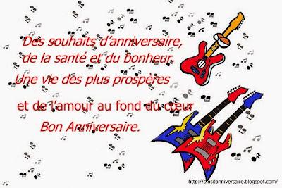 Sms pour dire joyeux anniversaire amie en français