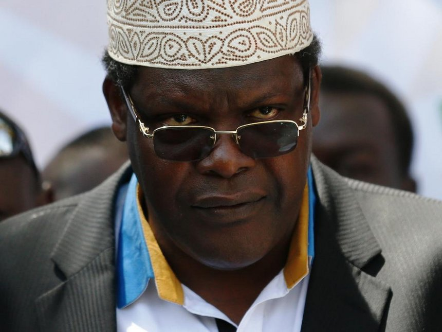 Miguna Miguna Is A Spoilt Child