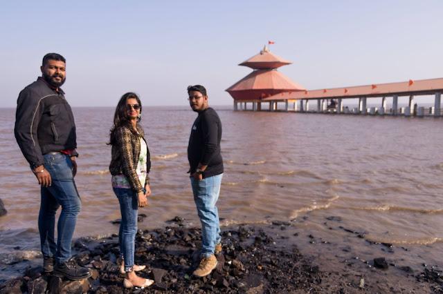 Beach, Shiva Temple, Gujarat, Places to See in Gujarat, Road Trips in Gujarat