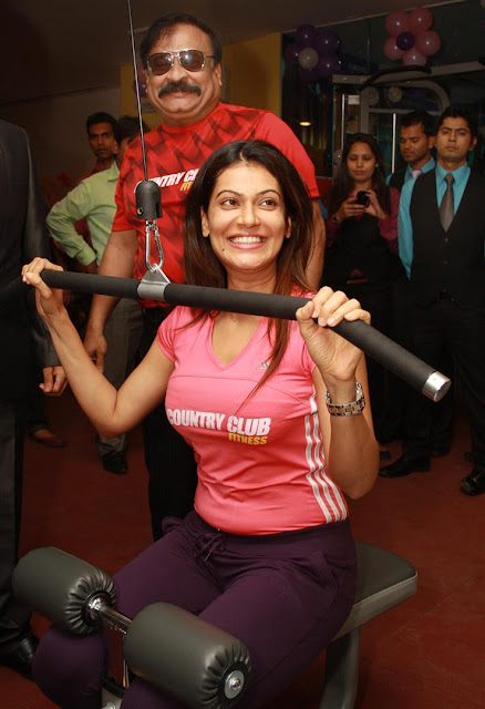 Payal Rohatgi Fitness