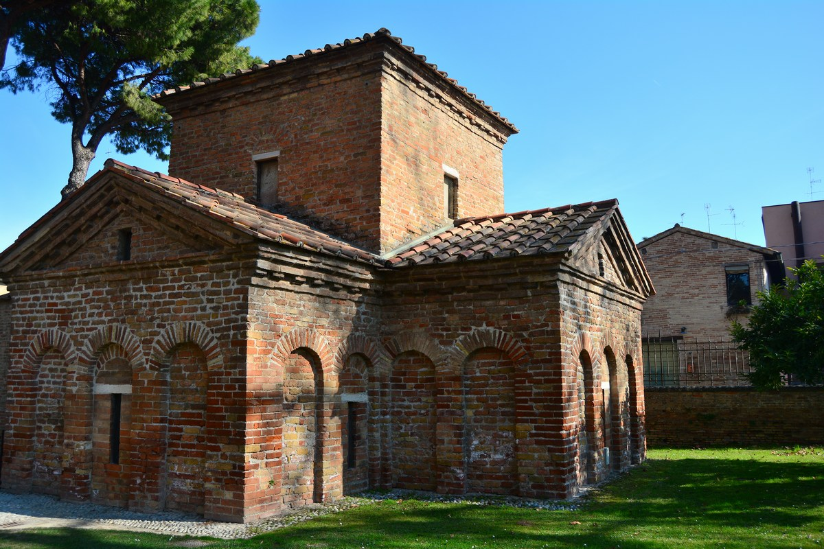mausolée de Galla Placidia