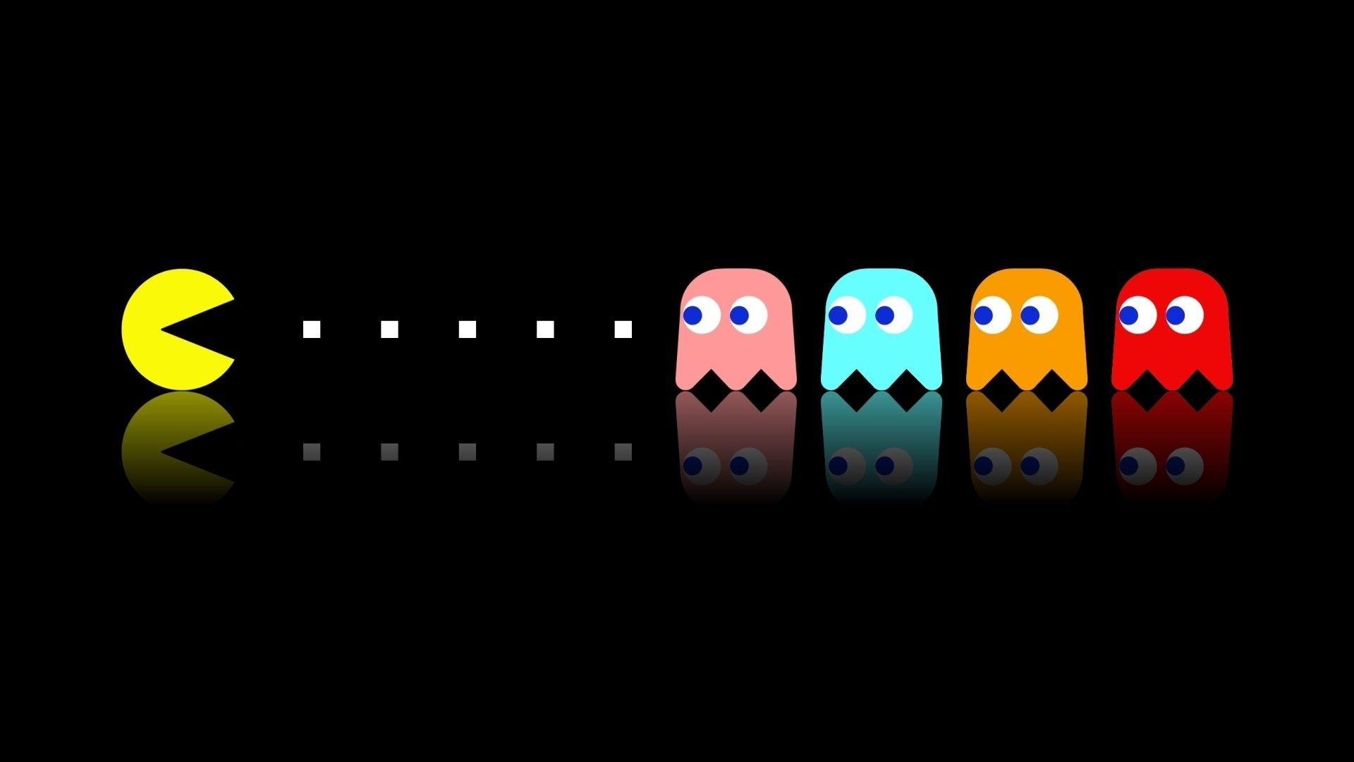 pacman online play game