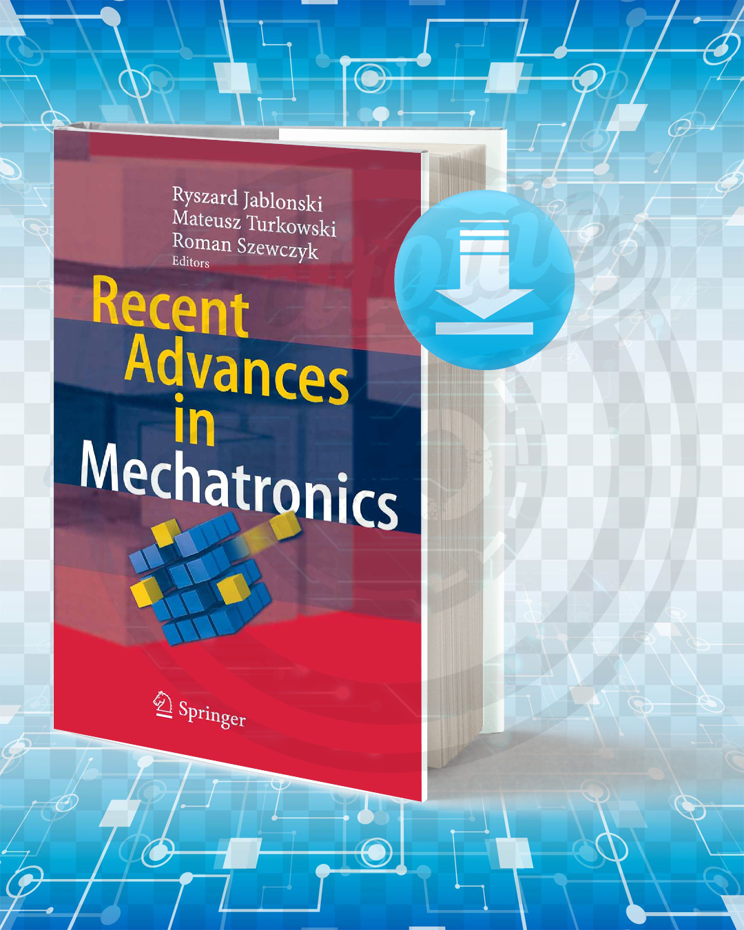 Free Book Recent Advances in Mechatronics pdf.