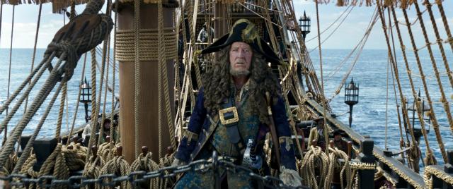 Parque Atracciones Película Piratas