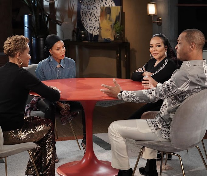 "Watch: T.I. Breaks the Silence on his Controversial ""Hymen"" Statement on Jada Pinkett Smith's ""Red Table Talk"""