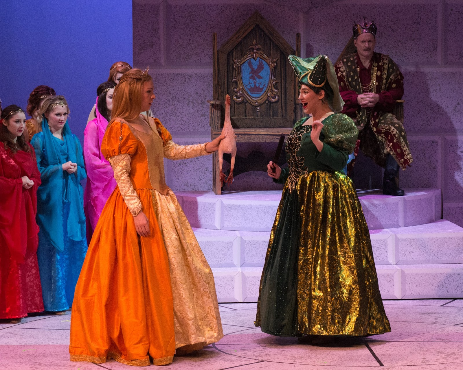 photos - ONCE UPON A MATTRESS - Theater Works