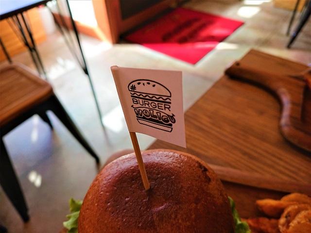 #Burgerholic アボカドチーズバーガー