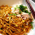Bak Chor Mee (Mince Meat Noodles) Halal Version
