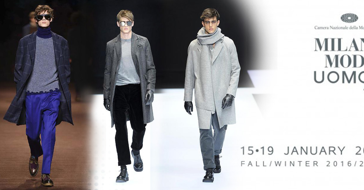 Eniwhere Fashion - Milano Moda Uomo