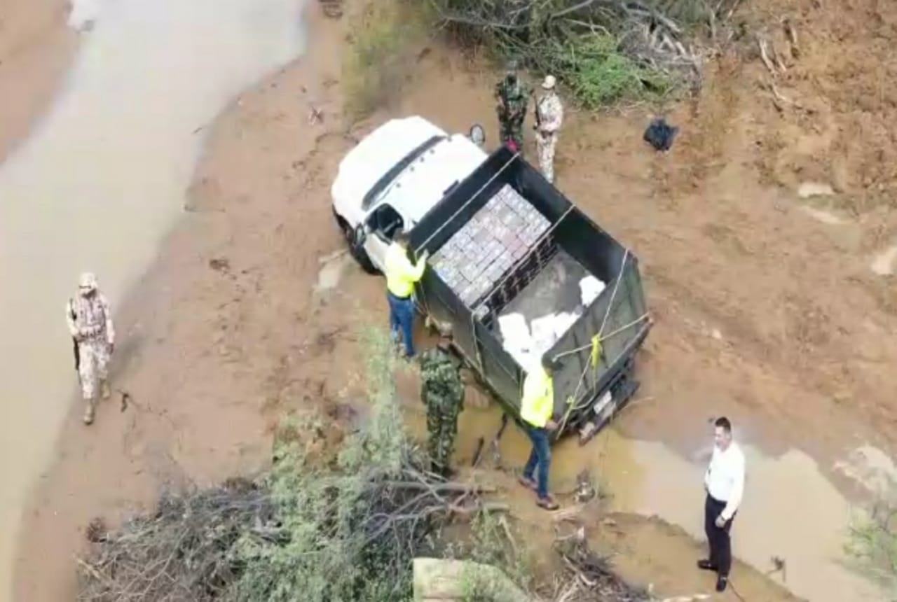 hoyennoticia.com, Más de media tonelada de coca se incautó en Uribia