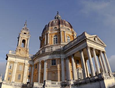 Torino-Superga-Basilica