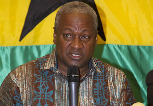 'It's good NDC lost 2016 elections' – Mahama declares [Video]