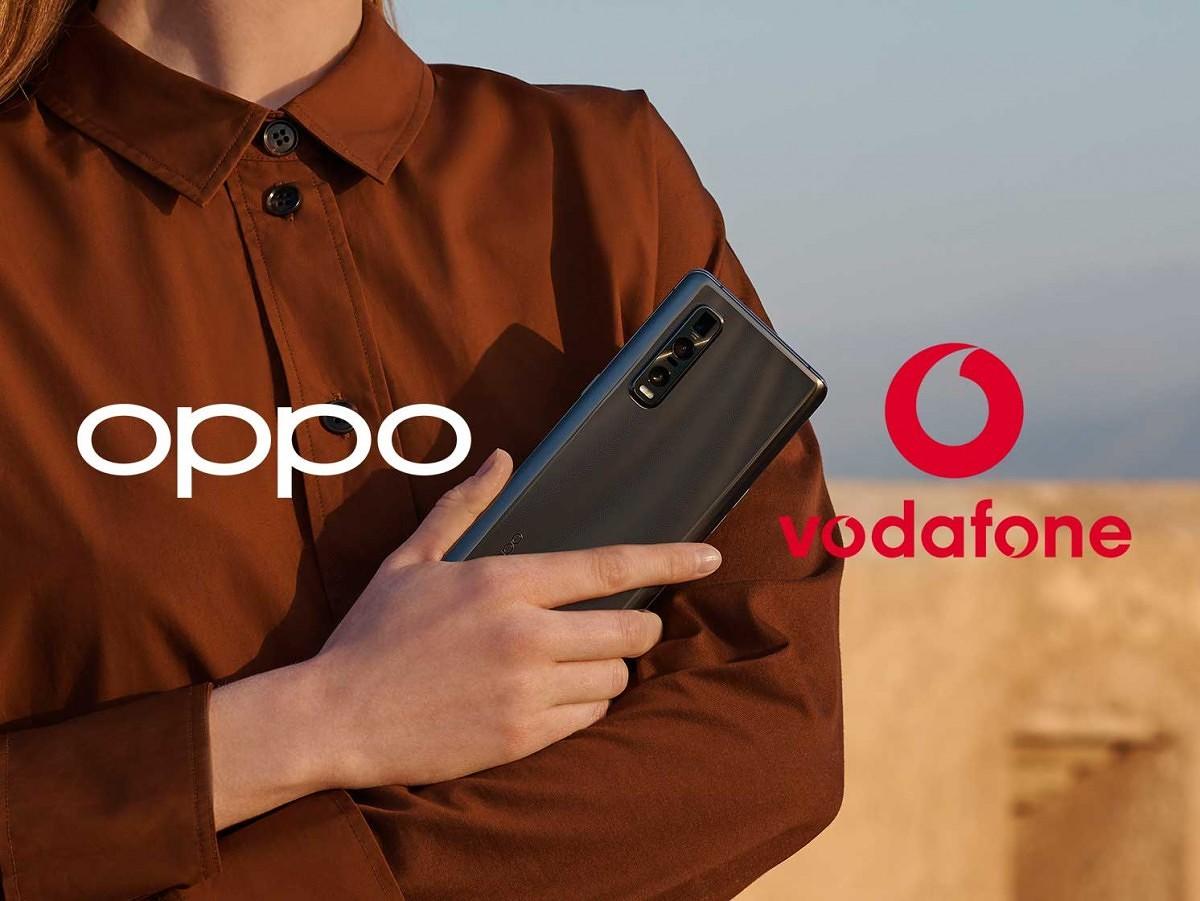 Oppo ve Vodafone Avrupa Pazarı İçin Ortak Oldu