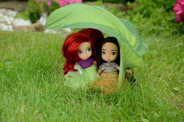 """5"""" Ariel doll"""