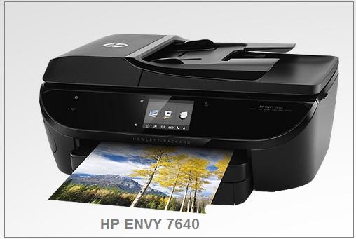 hp envy 7640 printer driver direct download link hp. Black Bedroom Furniture Sets. Home Design Ideas