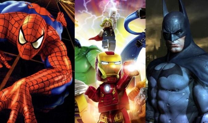 Game Superhero Terbaik tuk Smartphone Android