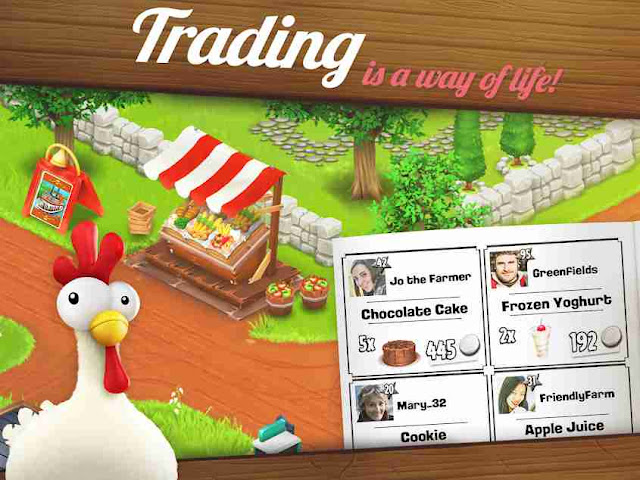 Hay Day Hack Apk