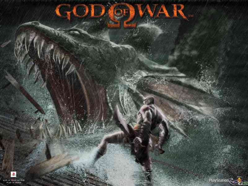 Download Pc Game 88 God Of War 2 idea gallery