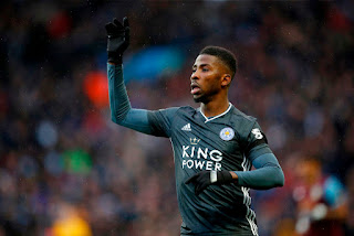 Iheanacho Scores Again As Villa Beat Leicester; Qualify For League Cup Final