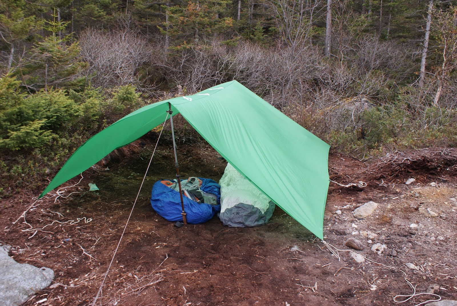 Oz Trail Hiker fly in use : back country tents - memphite.com