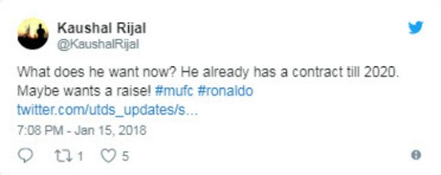 """Ronaldo muốn về MU: Triệu fan """"đuổi khéo"""", chỉ trích lợi dụng để tăng lương 7"""