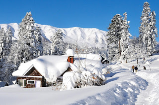 Places to visit in Jammu and kashmir ( gulmarg )
