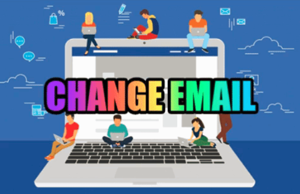 Change facebook email