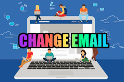 How to Change Facebook Primary Email Updated 2019
