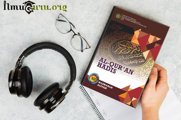 Buku Al Quran Hadis Kelas 12