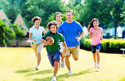 Salud actividad física
