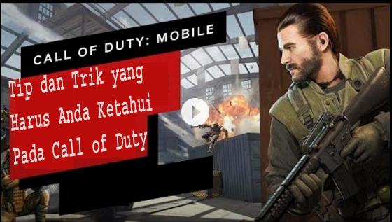: Tip dan Trik yang Harus Anda Ketahui Pada Call of Duty 1