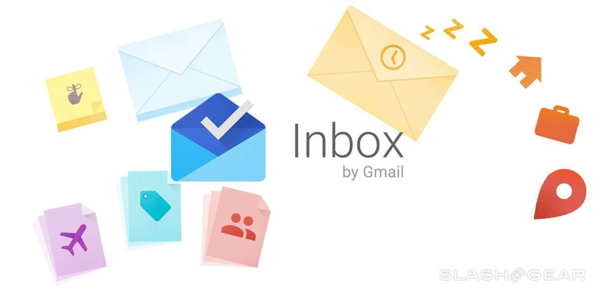 [APK] Inbox By Gmail Updated With Shareable Holiday Travel Plans and Memories