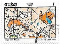 Selo Mapa do Mundo 1502