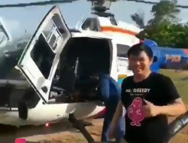 Viral Warga Sipil Diangkut Heli Polri, Pilotnya Diperiksa Propam